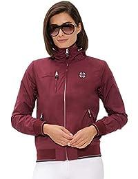 1ada9d2ed25e SPOOKS Damen Jacke, Kapuzenjacke, Damenjacke, Herbstjacke - Cleo Jacket  XS-XL