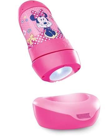 Minnie Mouse Go Glow betriebenes Nachtlicht und Taschenlampe 254MIE01