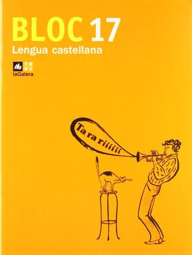 Bloc Lengua castellana 17 - 9788441218185