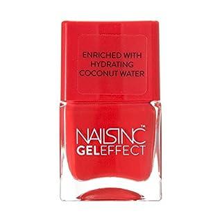 Nails Inc Nail Polish, Charlotte Villas Coconut Bright