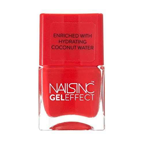 Nails Inc Vernis à ongles, Charlotte Villas de noix de coco Bright