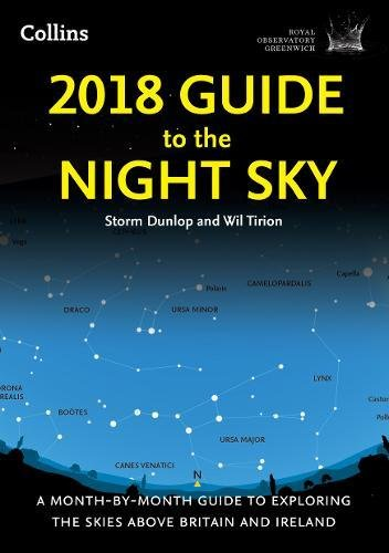 2018 Guide to the Night Sky: A month-by-month