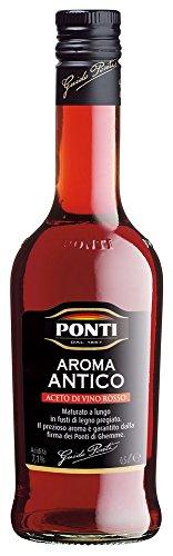 Ponti Aceto Antico Rosso 7.1°, T12 - 12 Bottiglie