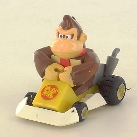 Figura Mario Kart DS Donkey Kong Fricción