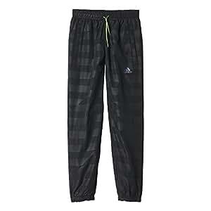 adidas AJ5600 Pantalon Garçon Noir FR : XXS (Taille Fabricant : 140)