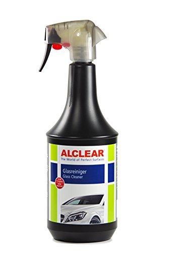 ALCLEAR 721GR Auto Glasreiniger mit Tiefenwirkung und Abperleffekt, 1.000 ml Test