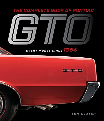 Cyclone Motor (The Complete Book of Pontiac GTO: Every Model Since 1964)
