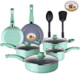 Ceramic Cookware Sets Review and Comparison