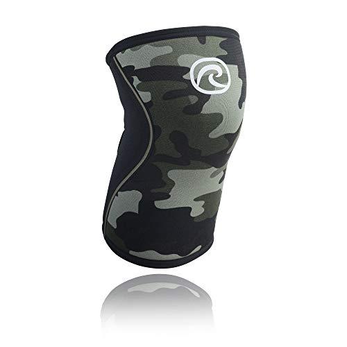 Rehband RX Knee Sleeve 5mm Kniebandage, Camoflage, M