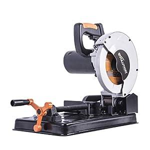 Evolution Power Tools Rage 4 Multi-Purpose Chop Saw, 185 mm (110 V)