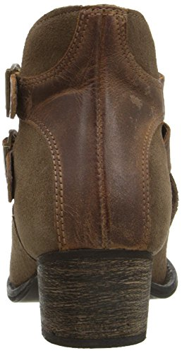 Steve Madden Raskal Stiefel Cognac Leather