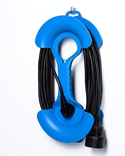 Kabelhantel enrouleur de câble pour un rangement pratique
