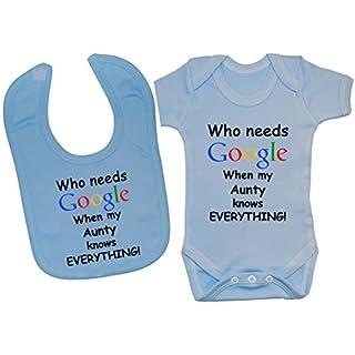 Acce Products - Body - Manches courtes - Bébé (garçon) 0 à 24 mois Bleu Bleu