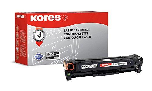 Preisvergleich Produktbild Kores Tonerkartuschen für Modell Color Laserjet CP2025,  2320,  3500 Seiten,  schwarz