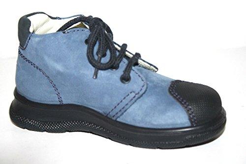 Jela 51.019.33 Kinder Jungs Mädchen Schuhe Stiefeletten Blau (jeans/ozean)