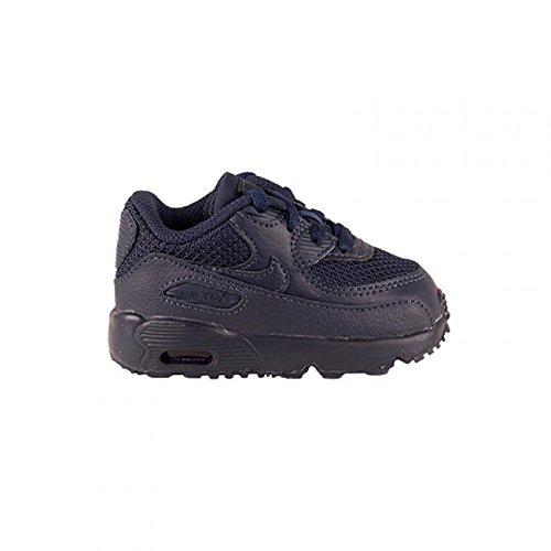 NIKE Air Max 90 Mesh (TD), Sneakers Basses Mixte bébé