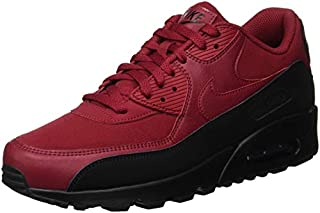 Nike Men's Air Max 90 Essential Gymnastics Shoes, Black/Red Crush 010 6.5 UK (B07D438XPM) | Amazon price tracker / tracking, Amazon price history charts, Amazon price watches, Amazon price drop alerts