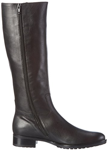 Gabor Shoes Fashion, Stivali da Equitazione Donna Nero (Schwarz 27)