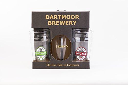 Dartmoor Brewery Glass Gift Set