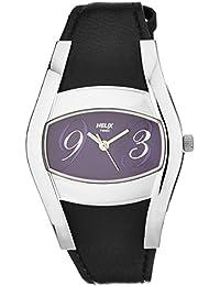 Helix Analog Purple Dial Women's Watch - 14HL01
