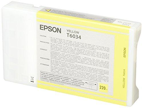 Preisvergleich Produktbild Epson T6034 Tintenpatrone, Singlepack, gelb