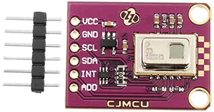 Rishil World CJMCU-833 AMG8833 8x8 Thermal Camera IR Infrared Array Thermal Imaging Sensor