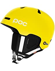 POC Fornix Arsenic Yellow - Casco de esquí, color amarillo, talla XL-XXL