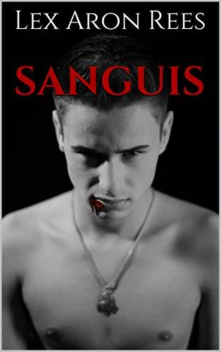 Buchseite und Rezensionen zu 'Sanguis' von Lex Aron Rees
