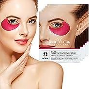 Avajar Perfect V Lifting Premium Eye Mask - Under Eye Bags Treatment Patches Mask for Puffy Eyes | Undereye Ge