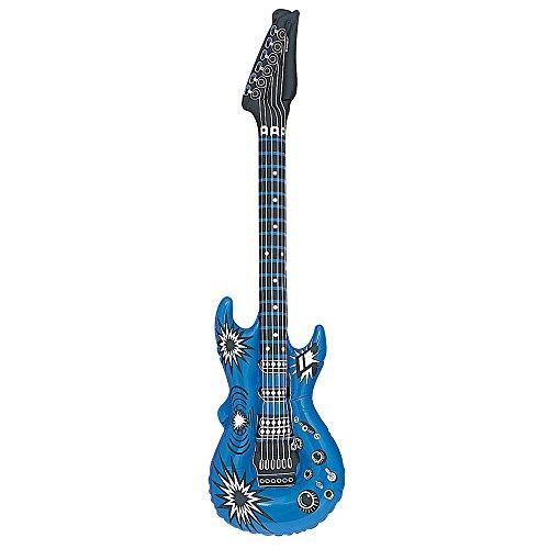 Unique Party Aufblasbare Gitarre (Photo Booth Aufblasbare)