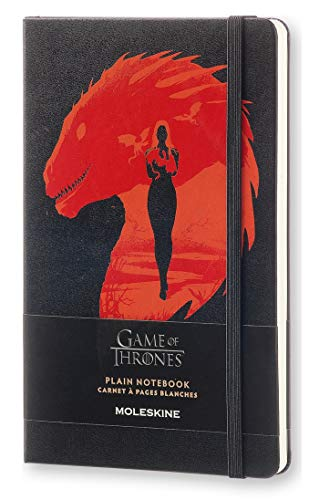 Game of Thrones Carnet Gf Blanc, 120 Pezzi