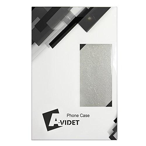AVIDET Premium TPU Souple Etui de Protection [Ultra mince] [Poids léger] [Anti-rayures] pour iPhone 7 (Transparent) Transparent