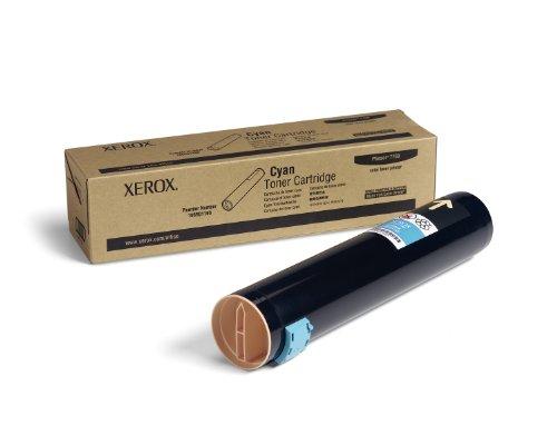 TONER CARTRIDGE XEROX/TEKTRONIX 106R01160 7760 HC CYAN - 7760 Cyan Toner