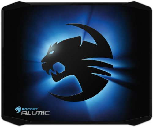 Roccat Alumic Double-Sided - Alfombrilla Gaming (331 x 272 x 3mm)