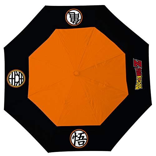 Imagen de Paraguas Plegable Dragonball Z por menos de 20 euros.