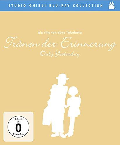 Tränen der Erinnerung - Only Yesterday - Studio Ghibli Blu-Ray Collection -