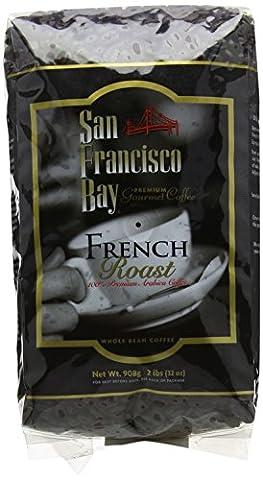 San Francisco Bay French Roast Whole Bean Coffee 908 g