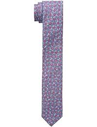 Tommy Hilfiger Men's Frank Flower Slim Tie