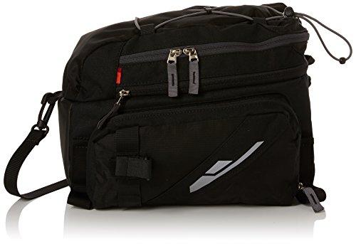 VAUDE Silkroad – Portabultos para transportín de bici – Resistente bolso para bicicleta con funda impermeable – Mochila para ciclismo