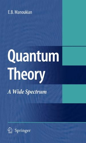 Quantum Theory: A Wide Spectrum