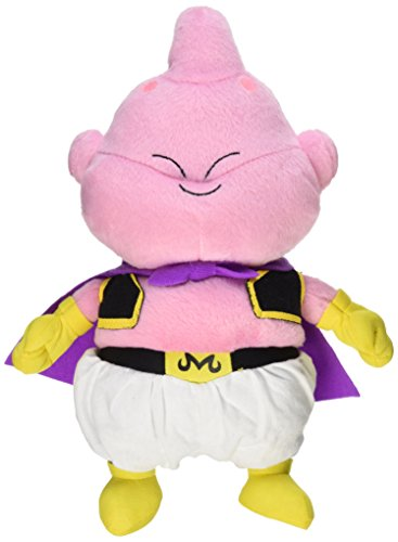 PELUCHE BUU GORDO DRAGON BALL Z 25 CM