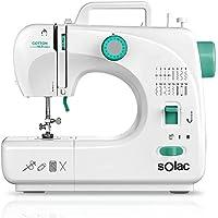 Solac SW8230 Cotton 16.0 Máquina de Coser Mecánica con 16 Puntadas, ...