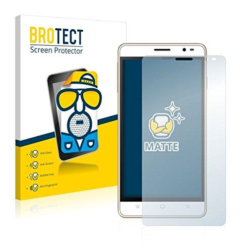 2X BROTECT Matt Bildschirmschutz Schutzfolie für Hisense HS-U972 (matt - entspiegelt, Kratzfest, schmutzabweisend)