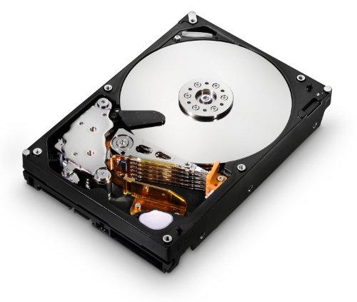 Hitachi HUS724040ALE640 interne Festplatte 4TB (8,9 cm (3,5 Zoll), 7200rpm, 64MB Cache, SATA III) -
