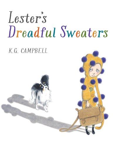Lester's Dreadful Sweaters (English Edition) 1 Humor Sweatshirt