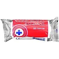 Blue Lion First Aid Kompressionsverband, 7,5 cm, leicht, elastisch, 50 Stück preisvergleich bei billige-tabletten.eu