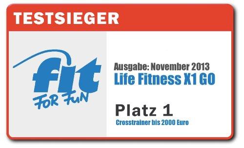X1 Go Crosstrainer Life Fitness Modell 13/14 – Inkl. Vario Sling Trainer - 3
