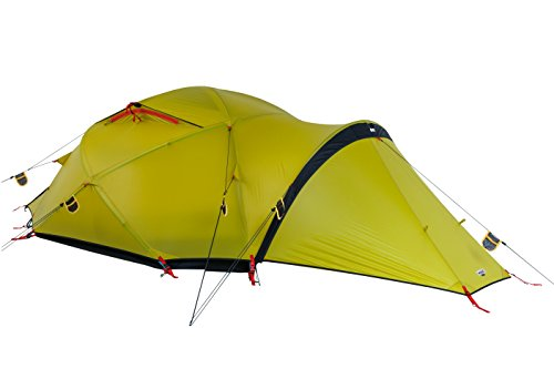 Wechsel Tents Precursor 4 Personen Geodät - Unlimited Line - Winter Expeditions Zelt - 2