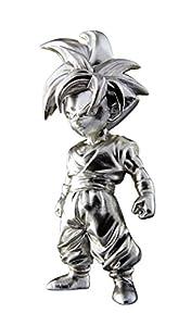 Bandai- Super Saiyan Son Gohan, Mini Figura de 7 cm, Dragon Ball Z Series Absolute Chogokin (BDIDB079095)
