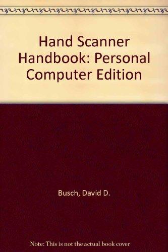 The Hand Scanner Handbook